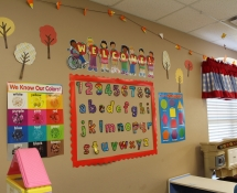 Preschool old room ~ Sangre Ridge